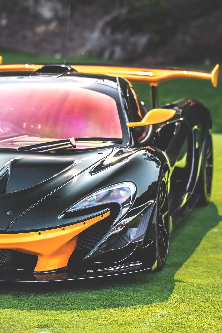 McLaren P1 GTRu0027s Are Totally BITCHu0027N..