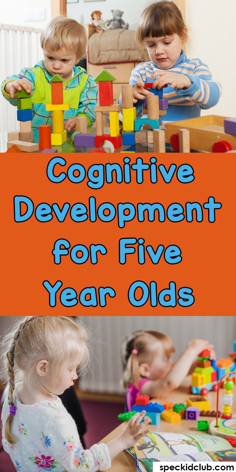 5 Stimulating Activities for 5 years Old Cognitive