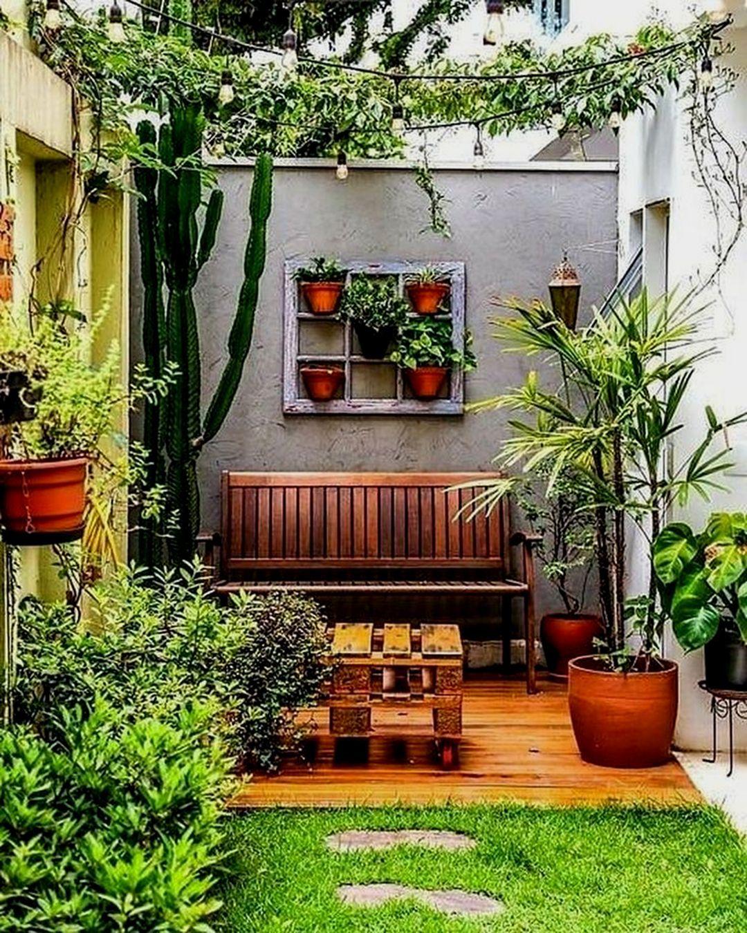 Popular 25 Adorable Small Garden Ideas for You to Enjoy ...