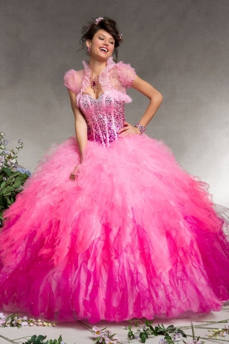 Quinceanera Dresses Sweetheart Floor Length Ball Gown With Beads USD ...
