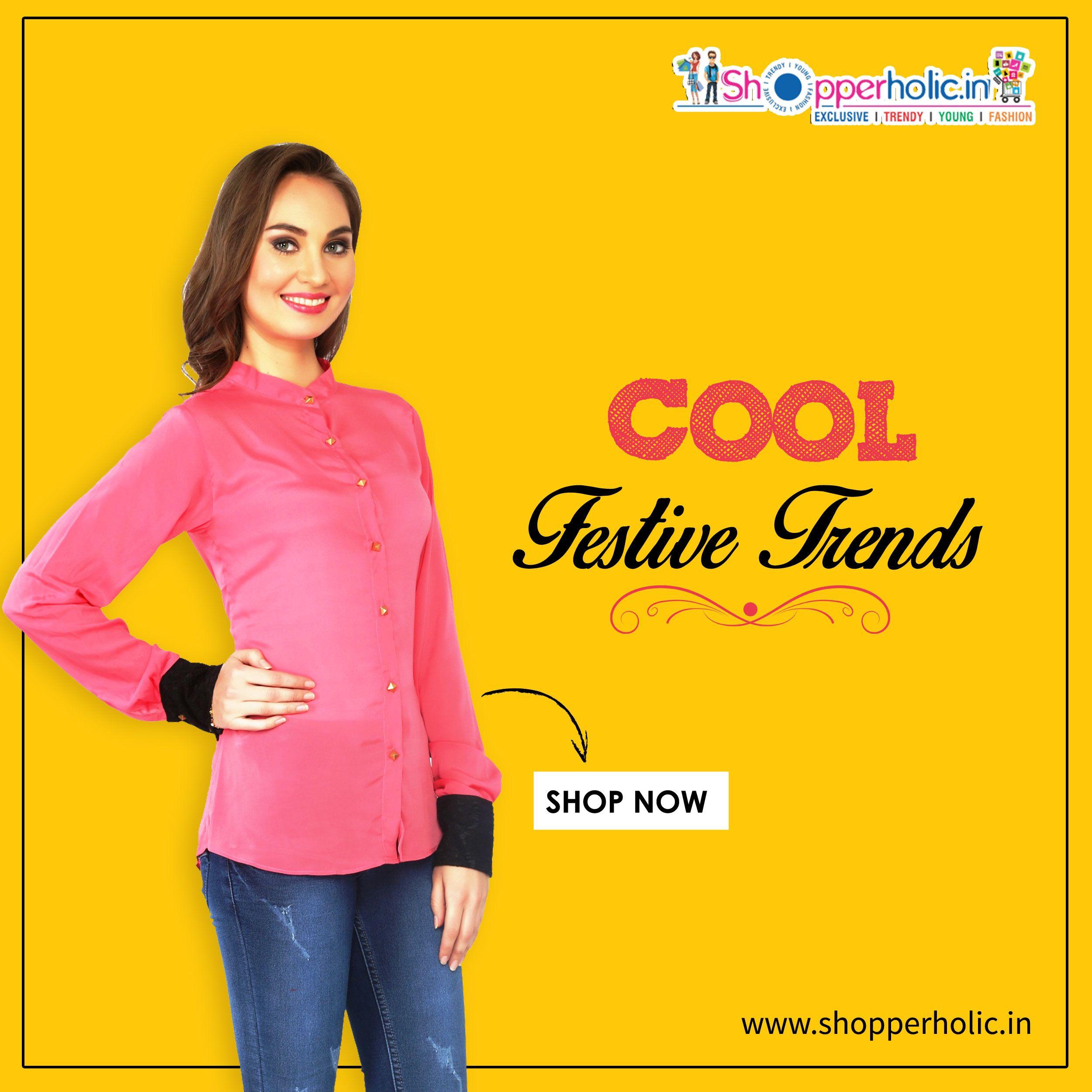 Diwali Fashion Sale Cool Shirt for Festive Season