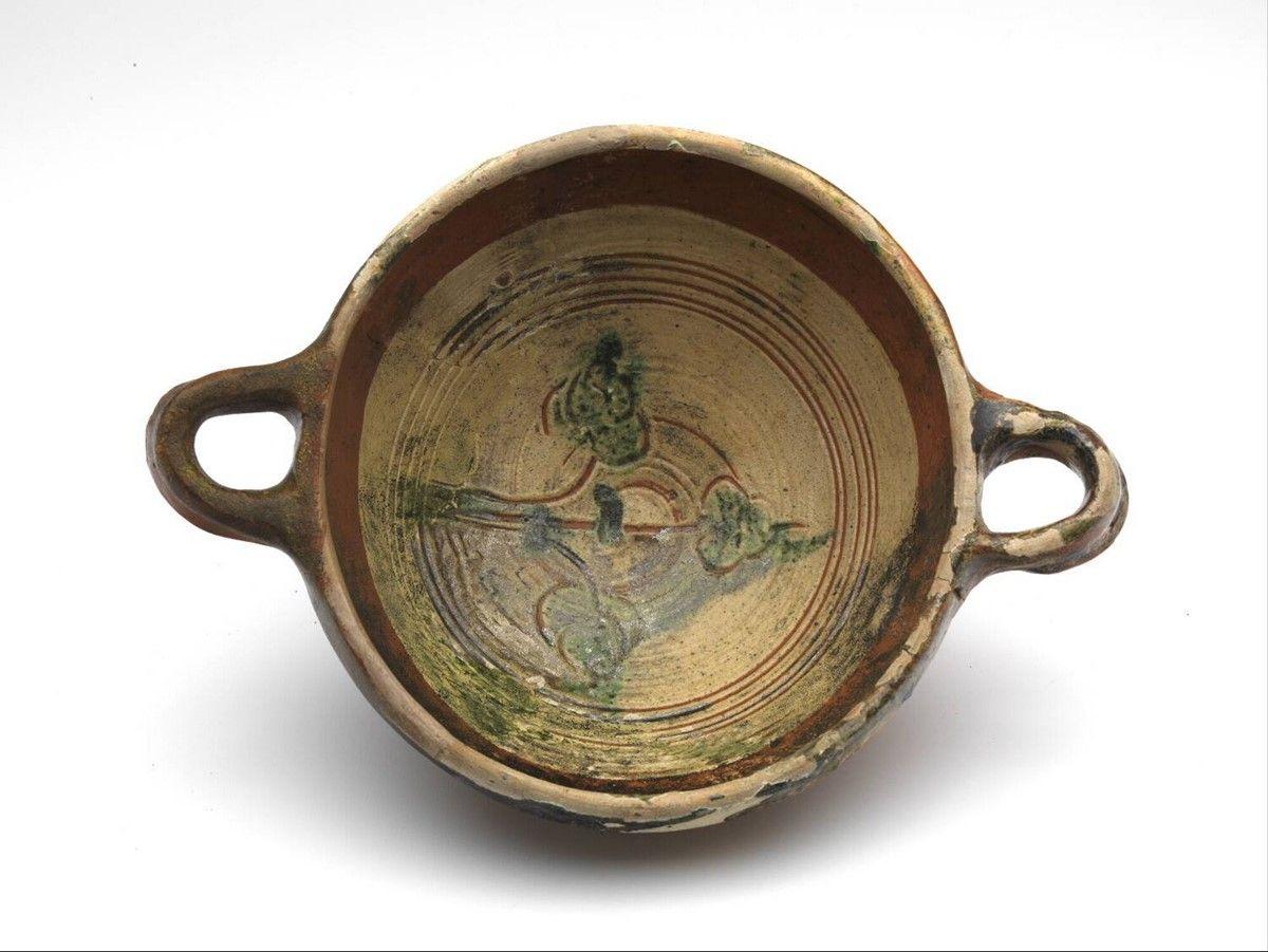 Porringer Anonymous 1500 1600 Museum Ceramic Art Antique Pottery