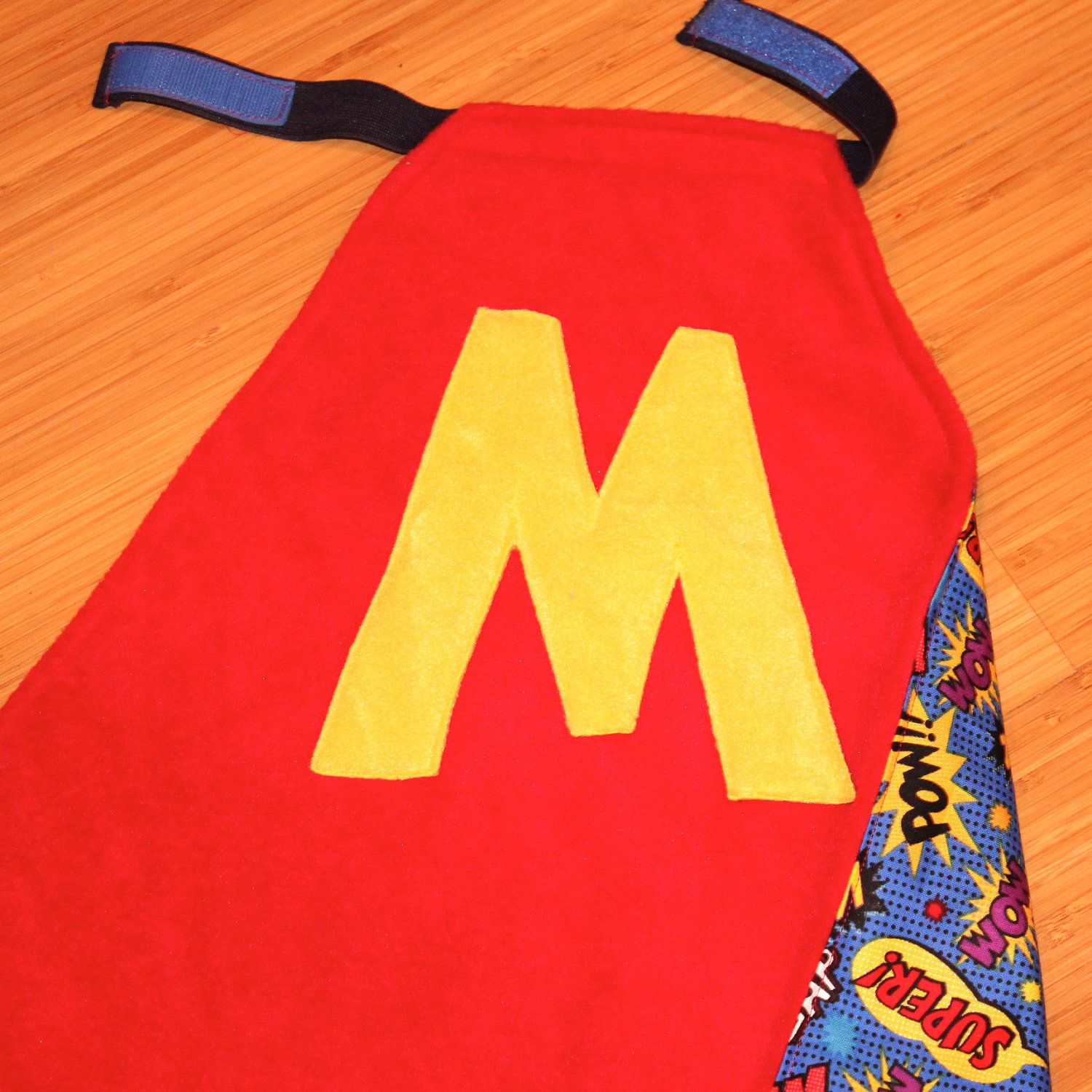 Landen    perfect for my guy! Personalized Superhero Cape