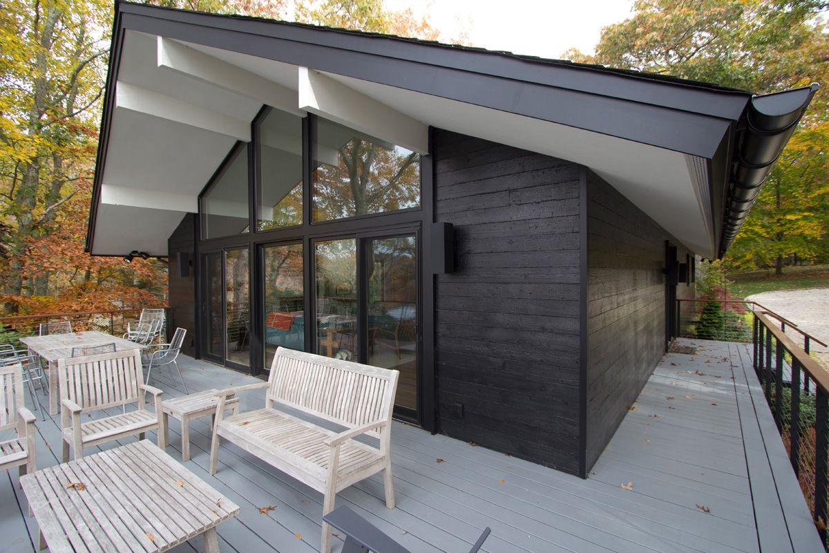 Hamptons House Shou Sugi Ban Resawn Timber Co Hamptons