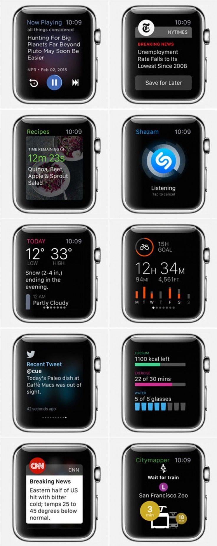 My Picks Apple Watch Apps Fave401689 Apple watch apps