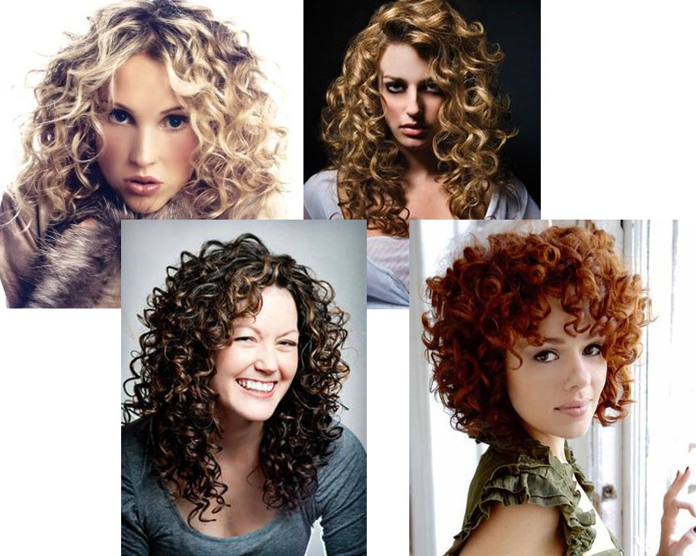 Spiral Perm vs Regular Perm
