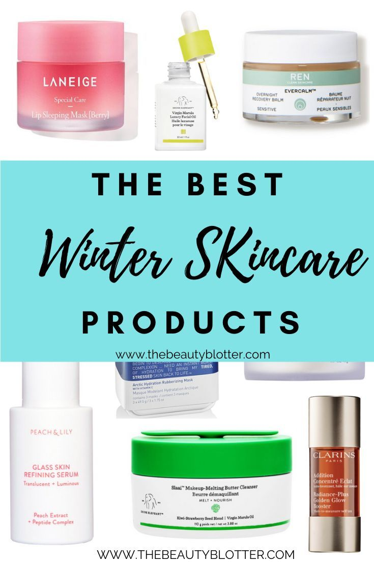 The Best Winter Skincare Products In 2020 Winter Skin Care Dry Skin Care Skin Care