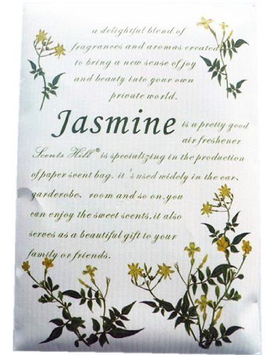 Scents Hill Scented Sachets Envelope Home Fragrange Lot Of 5 Jasmine By Scents Hill 13 00 Multi Uses Greate Scented Sachets Sachet Envelopes Scented Oils