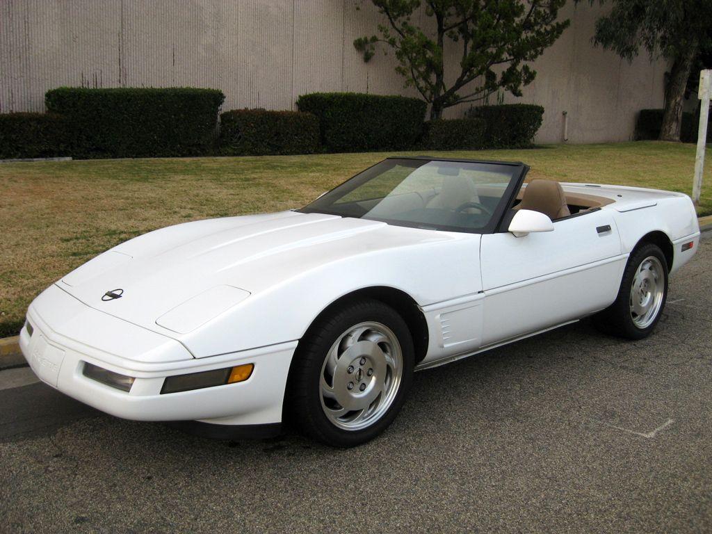 Corvette 1994 chevy corvette : 1996 Chevy Corvette Convertible | Corvette U-S-A-1 | Pinterest ...