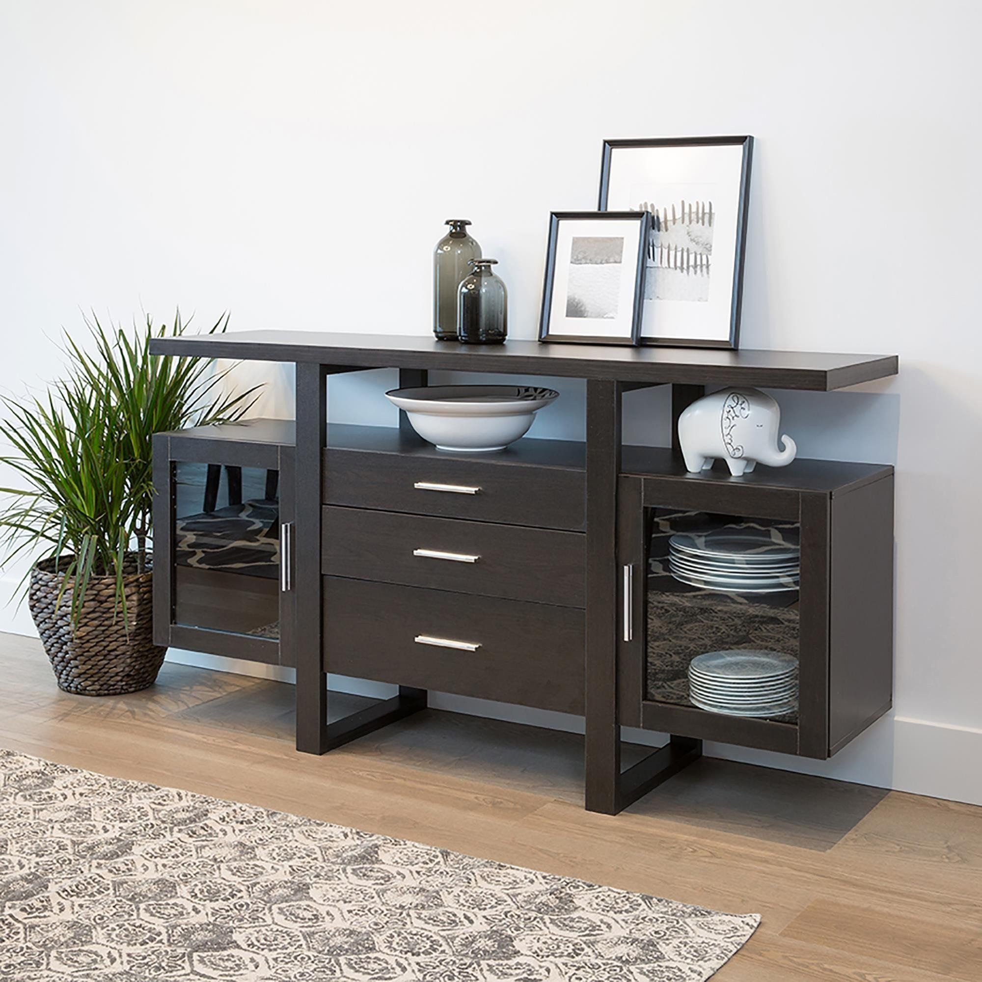 Sideboard Buffet Espresso Ksp Madrid Buffet Server Espresso Available For Sale At The Best
