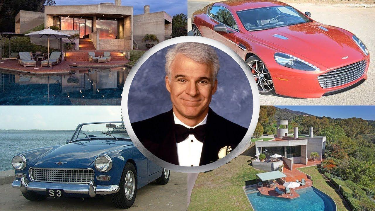 Steve Martin Biography House Cars Family Net Worth 2017 Steve Martin Movie Stars Net Worth