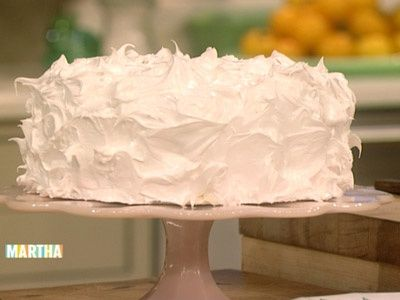 Watch Martha Stewart's How to Frost a Cake Video. Get more step-by-step instructions and how to's from Martha Stewart.