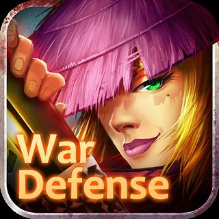 Final Fury War Defense APK MOD Gold Gems