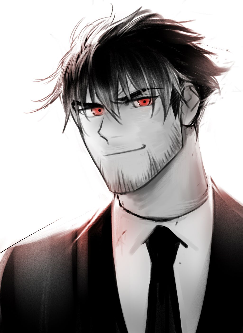 RWBY The guy wearing a suit by on