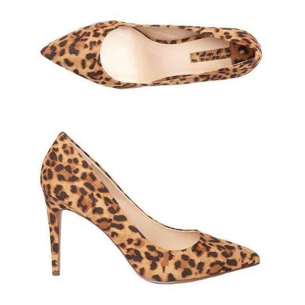 shoes, pumps…   Leopard print shoes