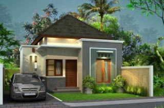 desain gambar rumah minimalis modern sederhana   rumah