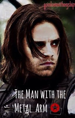 The Man With The Metal Arm-Bucky Barnes x Reader | Winter