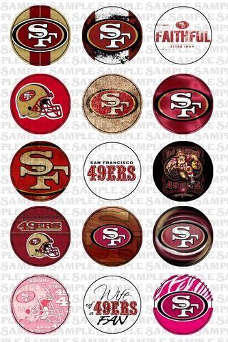 San Francisco 49ers Schl/üsselanh/änger