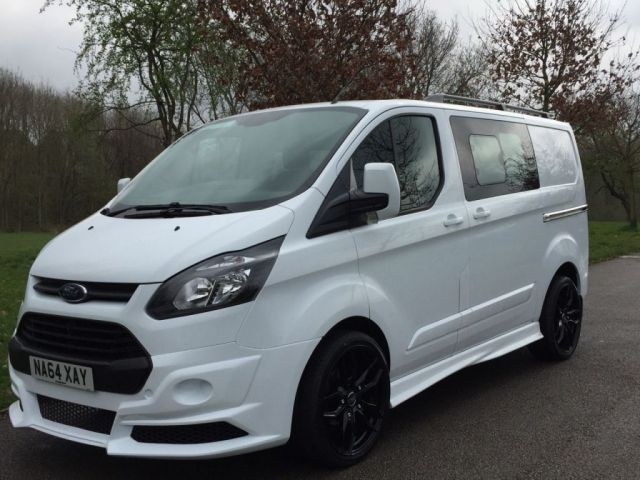 Ford Transit Custom Full Bodykit Rs Style Transit Custom Ford