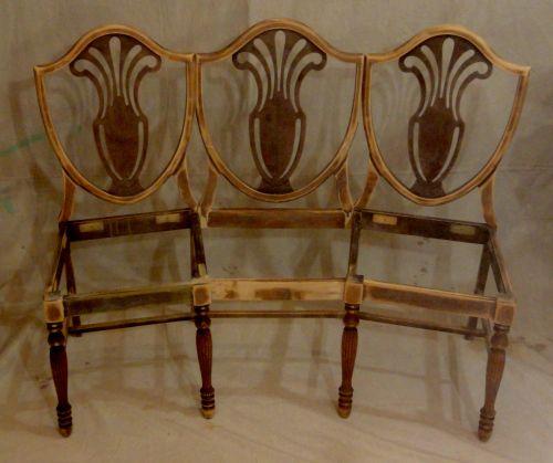 vignette 1 comment faire un banc avec 3 chaises (pour la chaise du