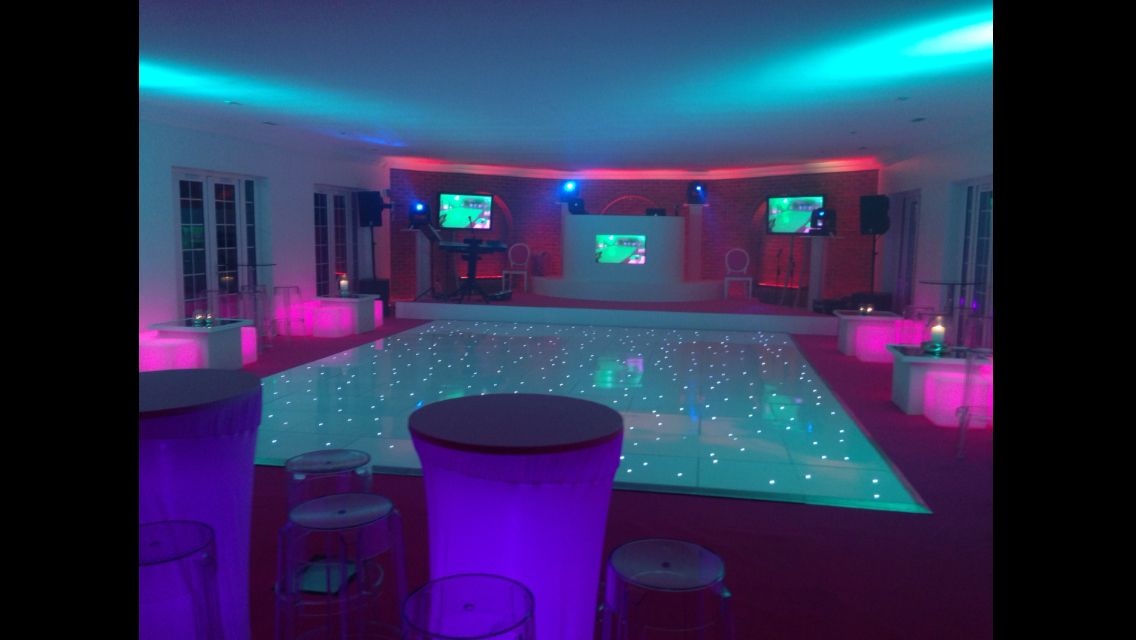 Party over the pool - www.springevents.co.uk