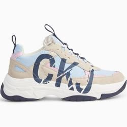Calvin Klein Chunky Sneakers aus Leder