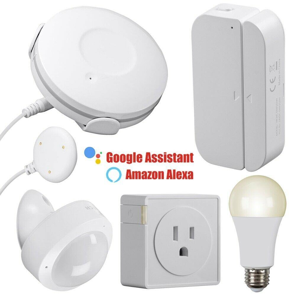 Smart Home Automation Starter Kit Wireless App Control Alexa