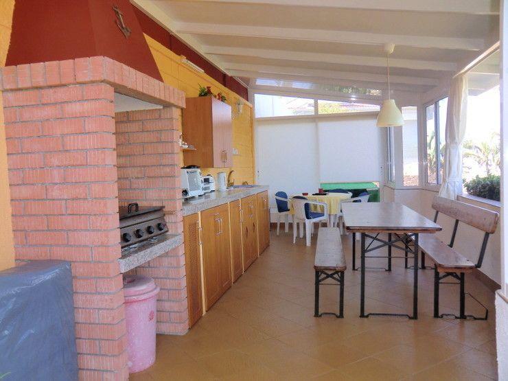 Preiswerte Sommerküche : Sommerküche villa mit gästehaus garten sauna landschaft in la