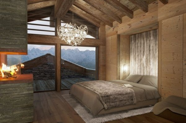 Chambre chambre style chalet moderne : 1000+ images about MAD Bedroom on Pinterest | Ralph lauren ...