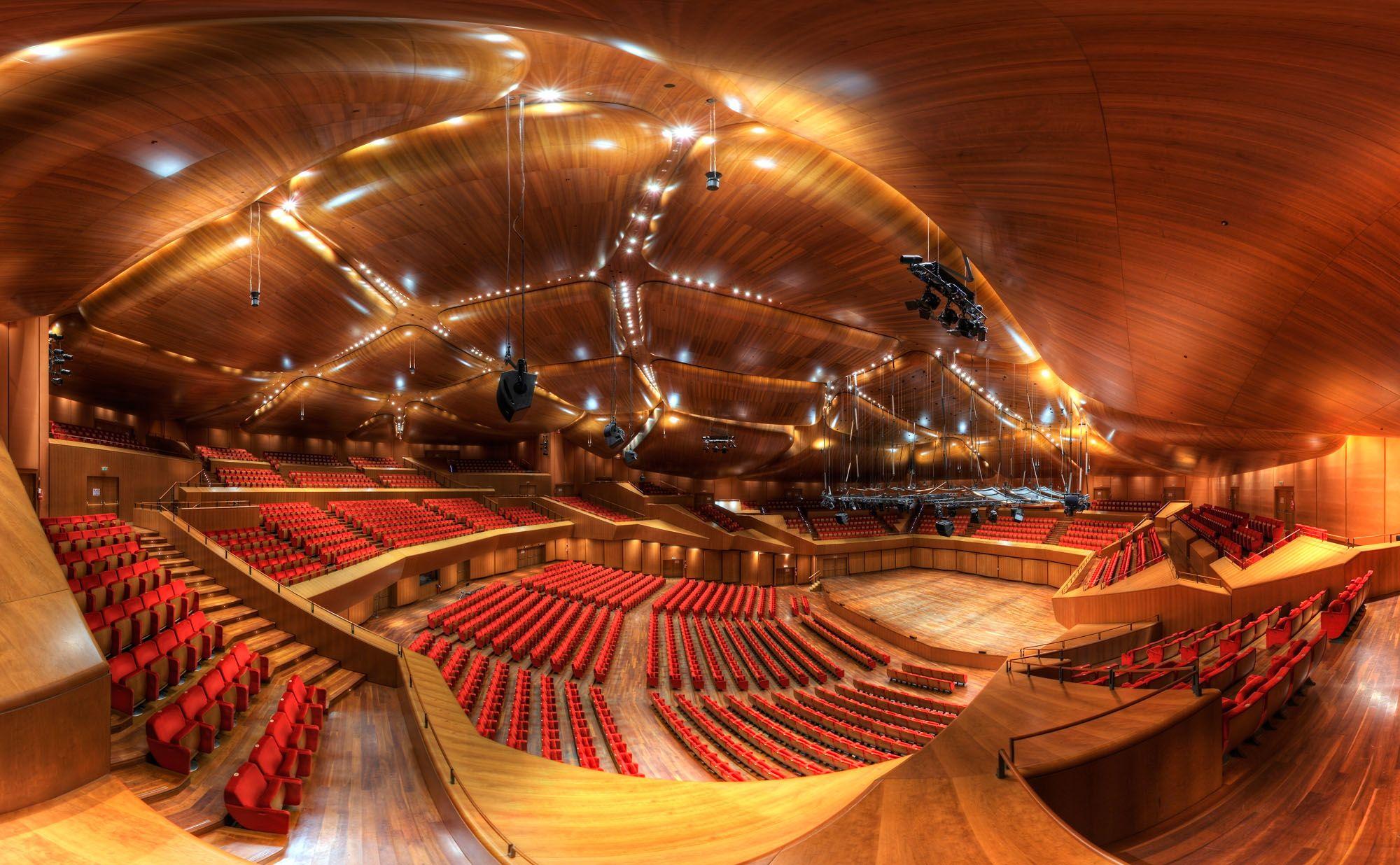 Parco della musica renzo piano renzo piano pinterest for Auditorium parco della musica sala santa cecilia
