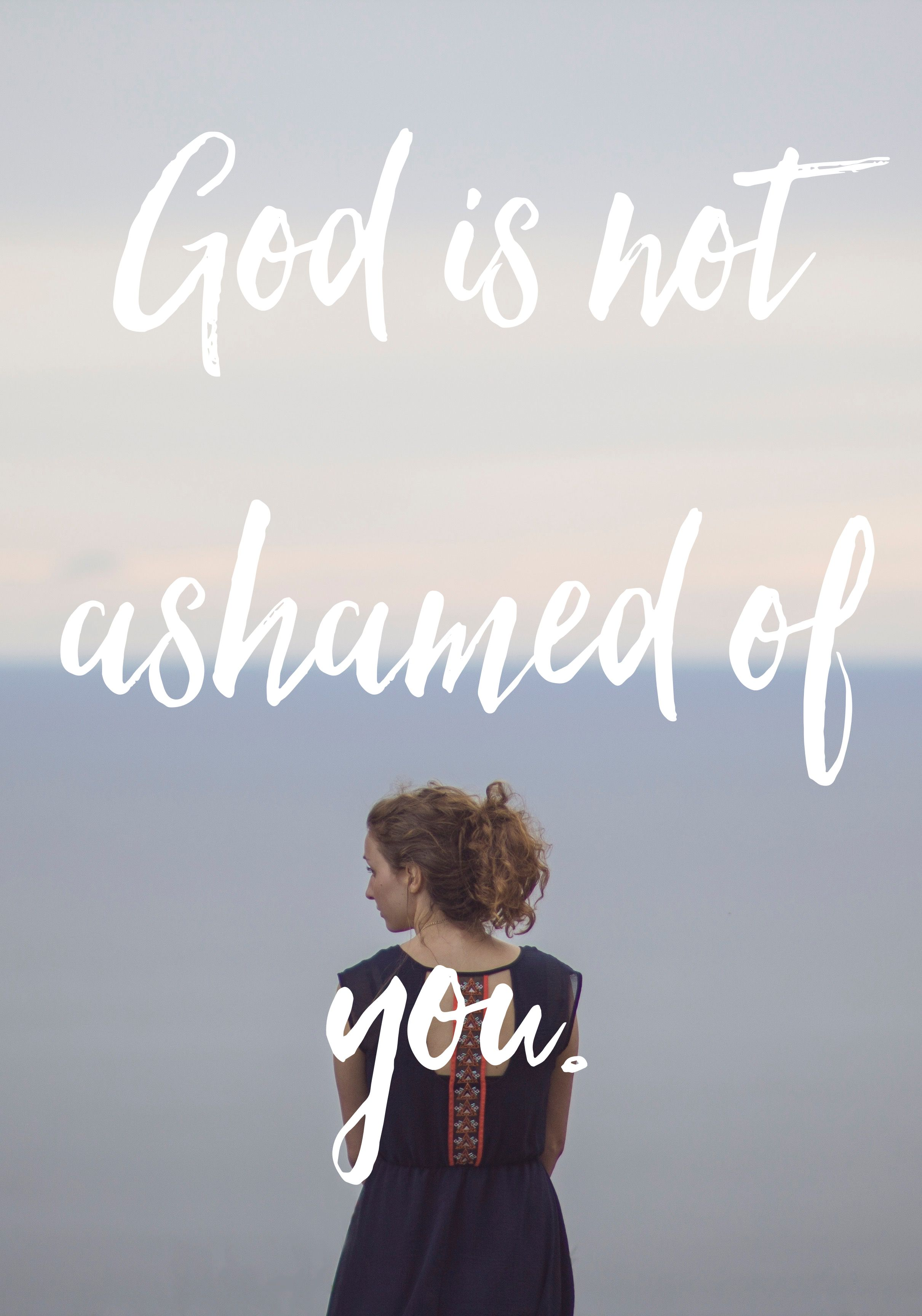 He LOVES you passionately