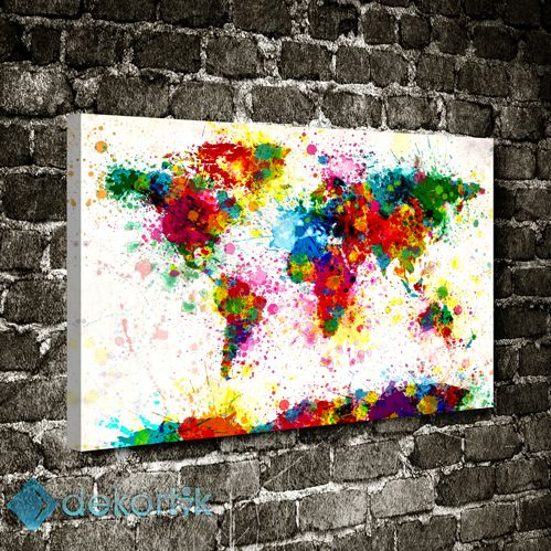 World Oil Tablo #çocuk_odası_tabloları #genç_odası_tabloları