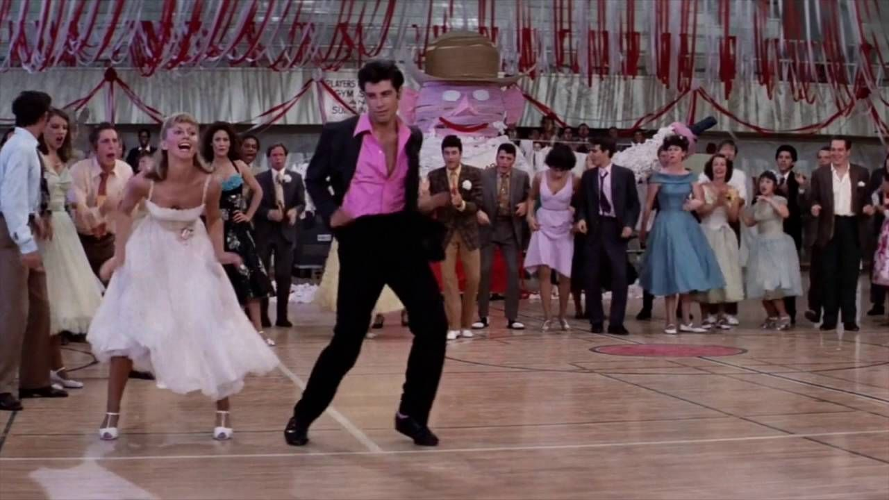 66 Movie Dance Scenes Mashup with Can't Stop the Feeling