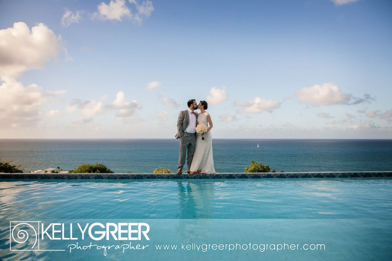 Private Estate Wedding St. Croix US Virgin Island