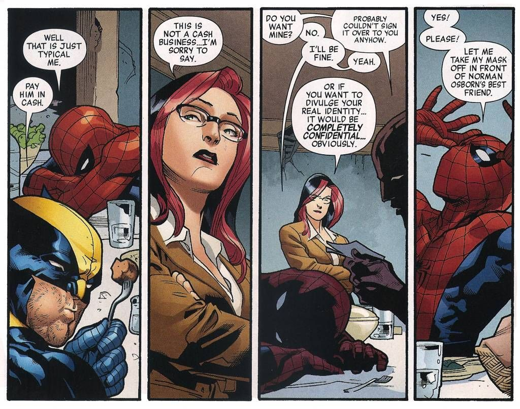 One Liner Jokes About Art : The funniest spider man quips in comics spiderman marvel and