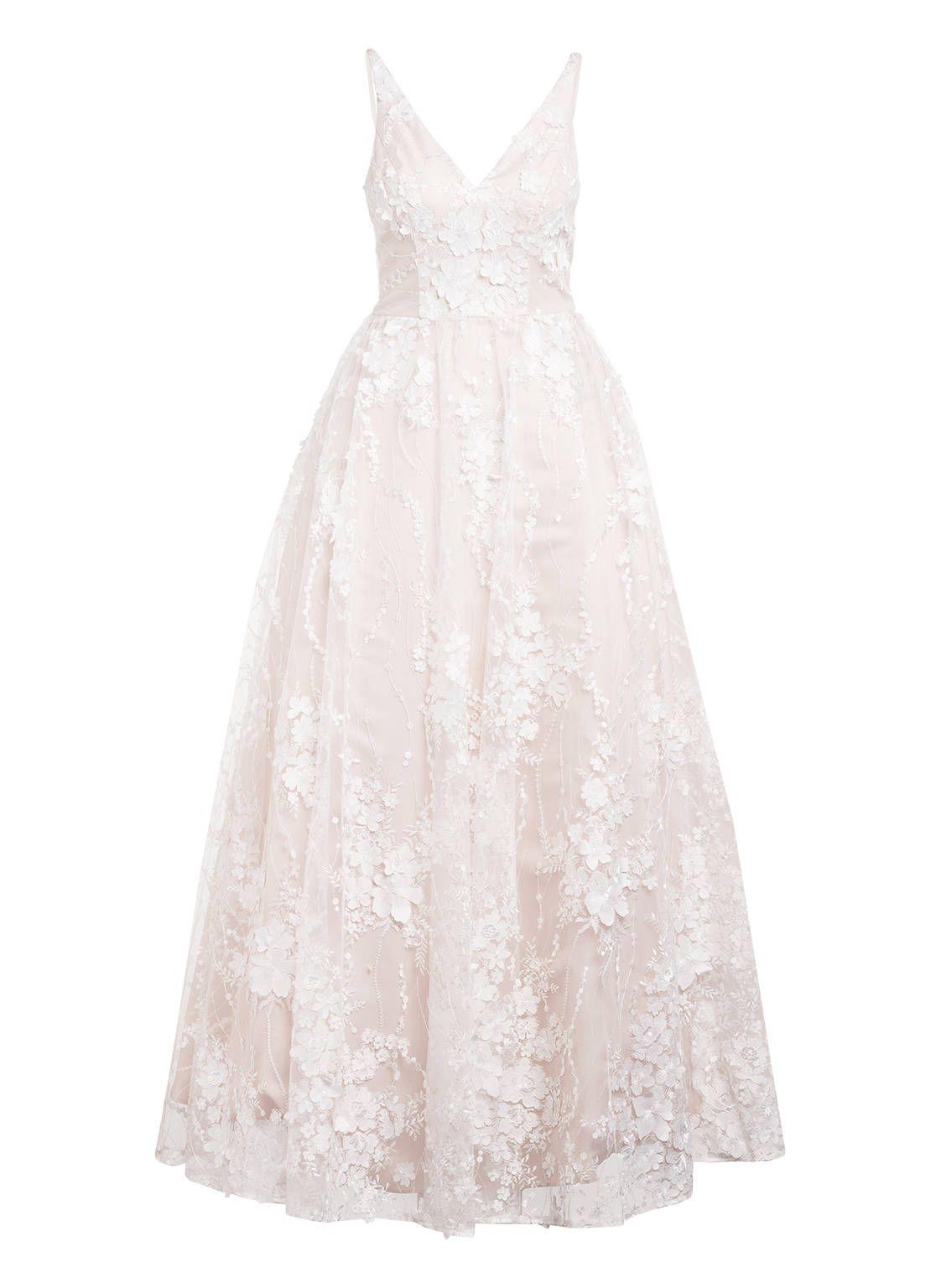 Unique Abendkleid Majestic Gown Mit Stola in 14  Abendkleid