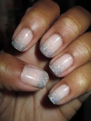 Glitter Nails - Click image to find more - http://yournailart.com/glitter-nails-click-image-to-find-more/ - #nails #nail_art #nails_design #nail_ ideas #nail_polish #ideas #beauty #cute #love
