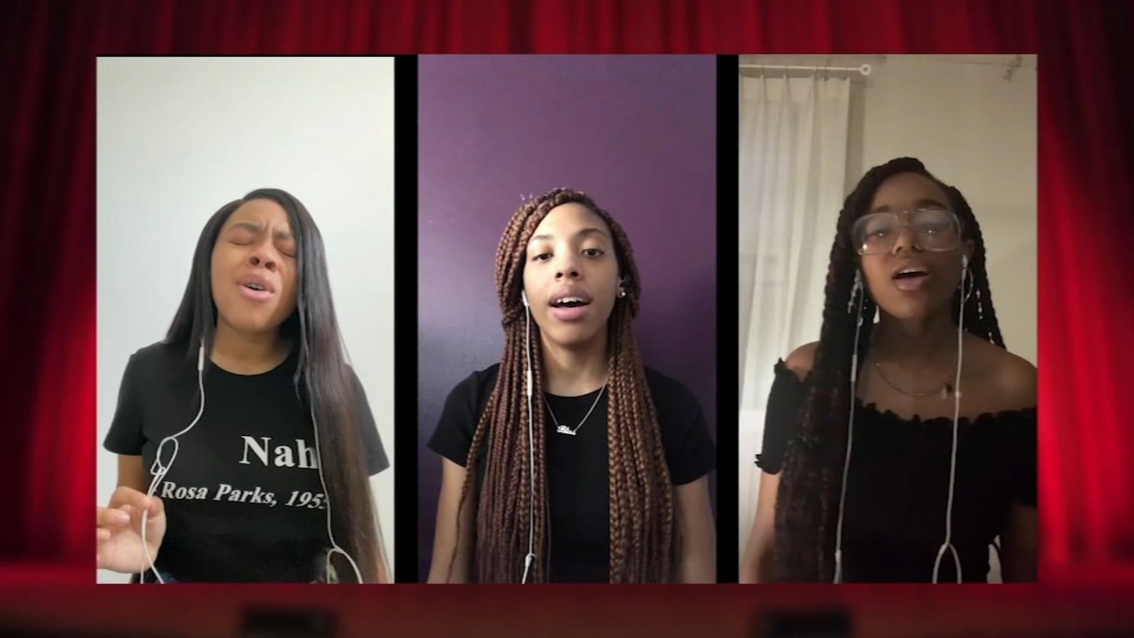 Philadelphia Music Students Sing Disney Medley As Message