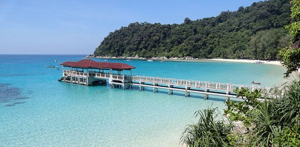 Beach holidays in Malaysia