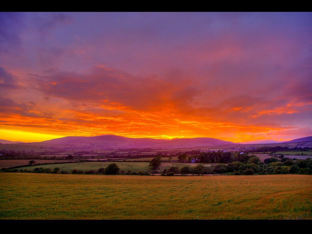 country sunset backgrounds wwwpixsharkcom images