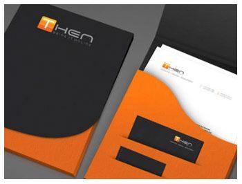 404 Not Found Corporate Folder Design Folder Design Letterhead Design