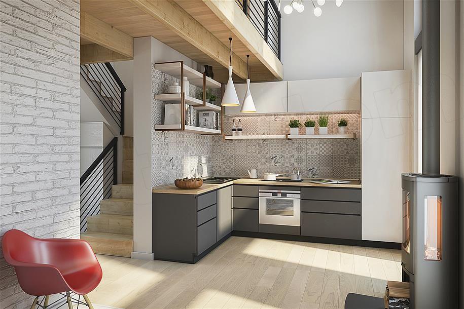 Projekt Domu Lido A Oc Letniskowy Ocieplony Na Zgloszenie Do 35m2 Building Plans House Architecture House House Inspiration