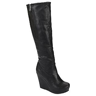 772cc8b760a Heart Soul -Women s Boot Courtney - Black - Sears