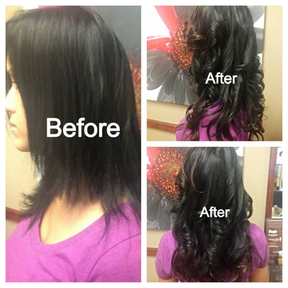 Organic Fusion Hair Extensions Last Up To 6 Months And Wont Ruin