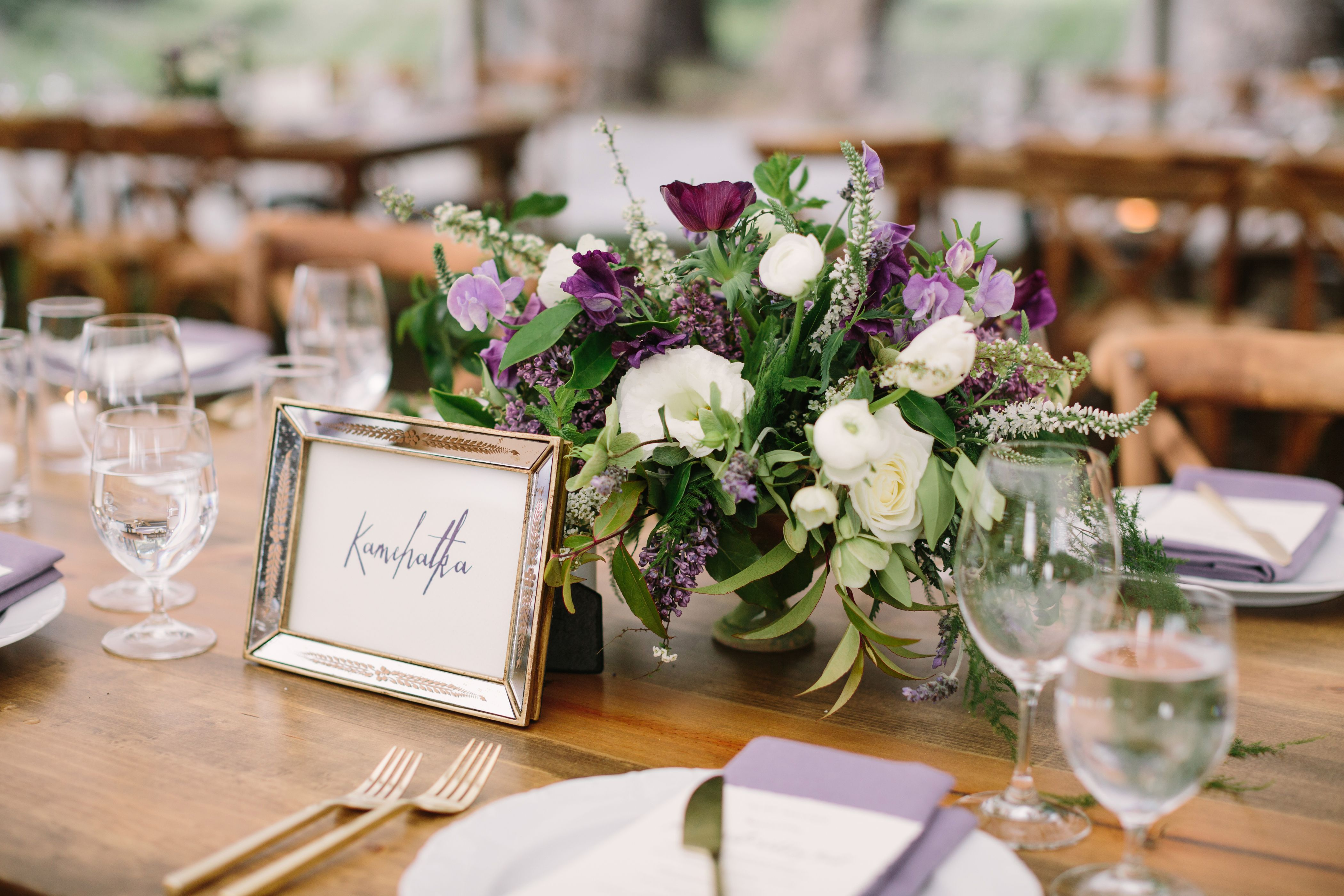 Spring Ranch Mendocino Wedding Flowers By Lily Mint Photo By The