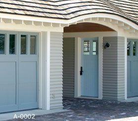 Charmant Designer Doors :: Custom Garage Doors With Matching Walk Thru Doors