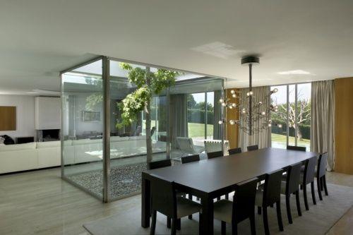 interiores iluminacion patio de luz iluminacin y decoracin