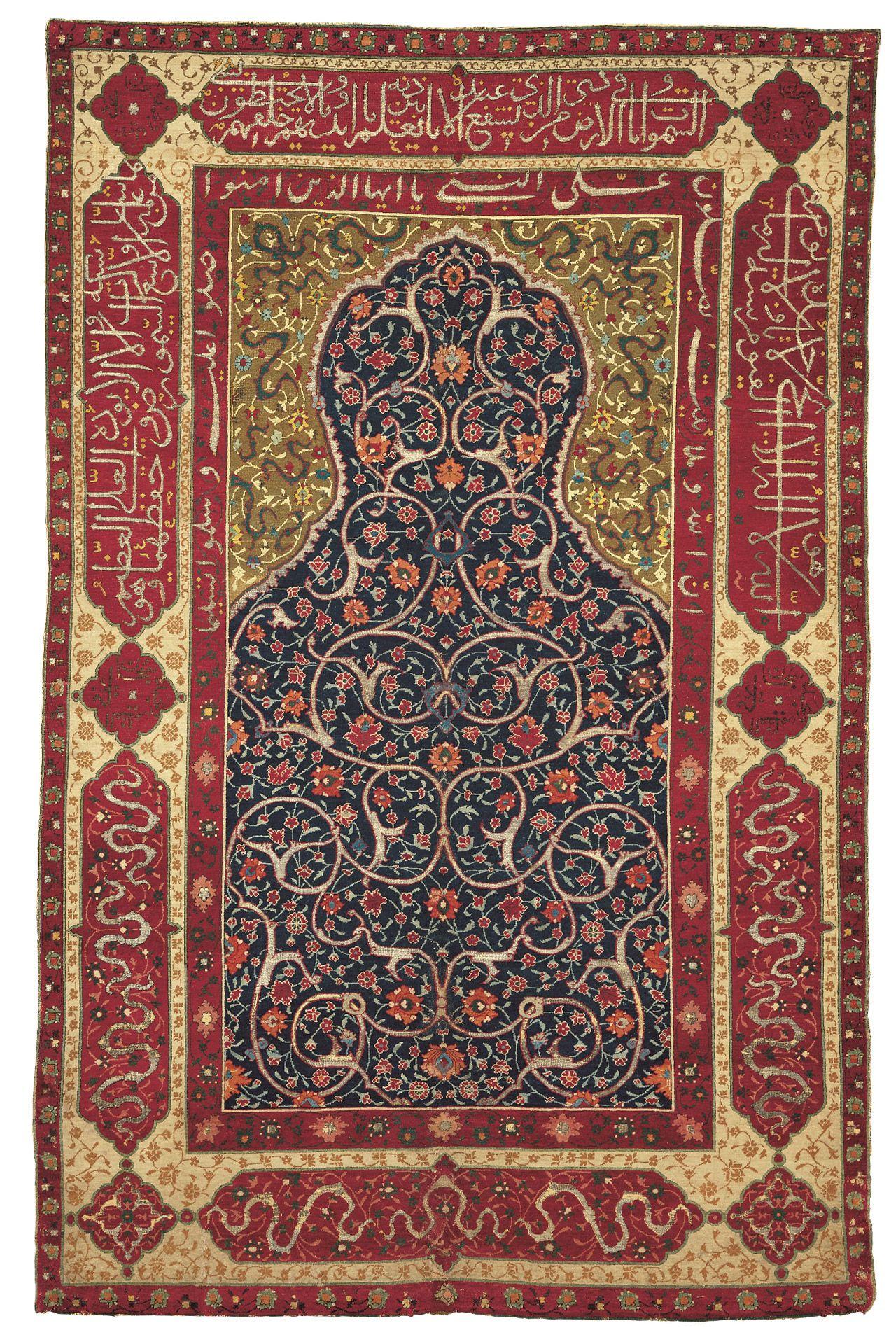 Galleria d'arte e mostra di tappeti antichi orientali