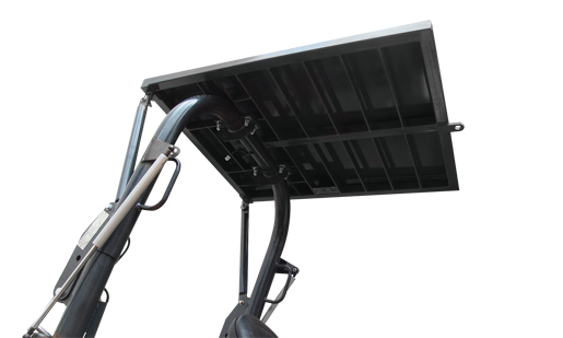 ROPS/FOPS Canopy Solution Plant Hire Canopy, Hiring