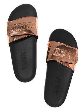 a57a941a1828 Crossover Comfort Slide Vs Pink Slides